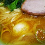 ラーメン壱六家 - ズームインd=(^o^)=b 総本山のスープは白くないですよ(o′エ`o)b