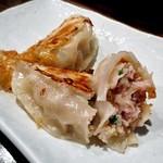 拉麺 えぼし - 餃子