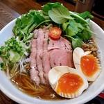 拉麺 えぼし - 山海の恵み拉麺
