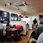 拉麺 えぼし - テーブル席