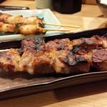 串焼き 御銀 - 料理写真: