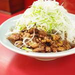 菜苑 - 純レバ丼