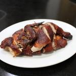 麗晶 - 脆皮焼鶏 パリパリ鶏☆