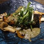 lilgo - サーモンの牡蠣バターソース