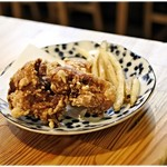 鶏焼肉東京 - 東京唐揚げ 450円