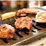 鶏焼肉東京 - じゅわわ~~ん♪