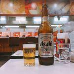餃子の王将 - 瓶ビール
