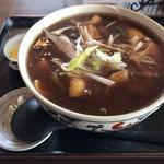 椿そば処 - 料理写真: