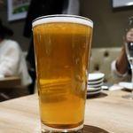 白金魚 プラチナフィッシュ 新橋鉄板バル - クラフトビール「オンザクラウド」