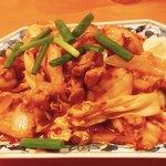一品料理 ひとしな - 豚キムチ