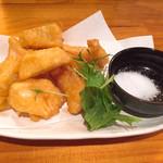 一品料理 ひとしな - 筍天ぷら