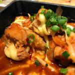 韓美膳 - 野菜ビビンバ&チーズタッカルビ