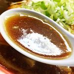 78617366 - 旨味のあるスープ