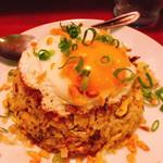 マンダレー食堂 - マンダレー炒飯(680円)