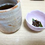 Kiyabu - お茶と「蕎麦味噌」
