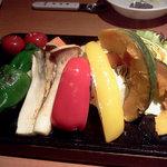 焼き鳥と野菜串のCOCOZO - 焼き野菜