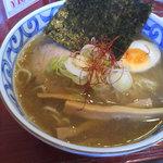 麺屋 十郎兵衛  - 料理写真:限定らーめん 750円