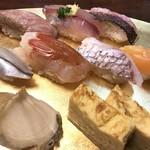 双葉寿司 - 季節のおまかせにぎり