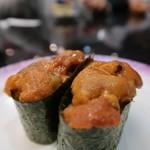 金沢まいもん寿司 - 雲丹