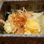 日本橋 蕎ノ字 - 島田のブロッコリーと太葱