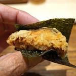 日本橋 蕎ノ字 - 浜名湖の牡蠣