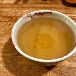 薬膳カレーじねんじょ - 薬草茶