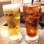 筑前屋 - 生ビール&アールグレイティー