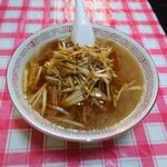 新宮亭 - ネギ麺
