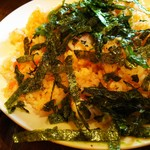 Sabio Cafe - 料理写真:めんたい和風ピラフアボカドソース添え