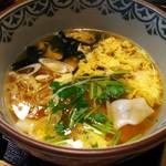 柿の葉ずし 平宗 奈良店 - 三輪素麺