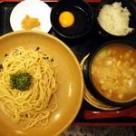 元喜神 奈良店 - 鶏白湯つけめん