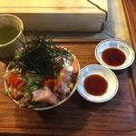 78623577 - 上バラ海鮮丼