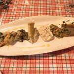 オステリア・デル・オルソ - 料理写真:前菜10種盛り