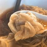 麺処 清水 - ワンタン