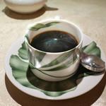 ル・ジャルダン・デ・サヴール - コーヒー