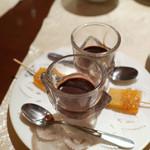 ル・ジャルダン・デ・サヴール - 茶菓子