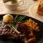 レストラン ブル - サーロインステーキ