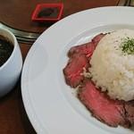 カウボーイカレー - カウボーイカレー(1000円)