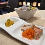 シュタインハウス - 前菜とサラダ