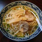 中華料理 中華厨房 - 醤油ラーメン