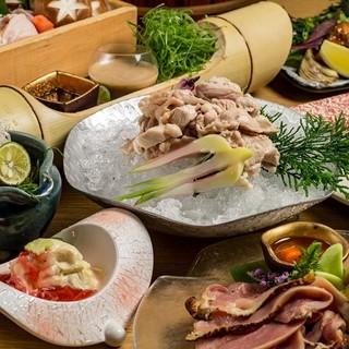 町田で異彩を放つ地鶏料理と本格和食