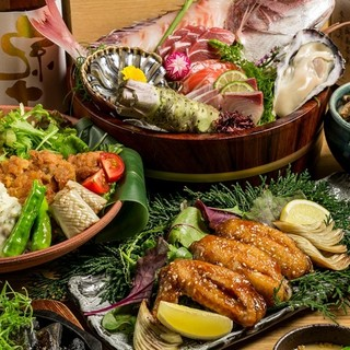 地鶏宴会プラン3499円◇3時間飲み放題付8品