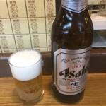78638678 - 171210日 神奈川 石松 瓶はスーパードライ