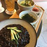 SMT Tokyo - ランチ  ジャージャー麺