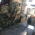 鳥茶屋 - 別邸付近