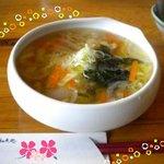 天慎 - 大王スープ味