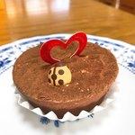 ボージュ - 料理写真:タルトショコラ