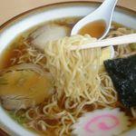 もりや食堂 - 麺