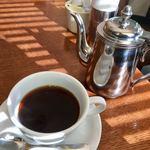 78644317 - セットドリンクのコーヒー