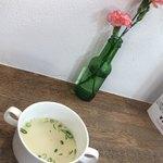 まるなカフェ - 料理写真:スープ